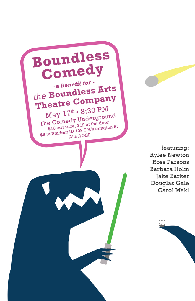 Boundless Art Benefit Show