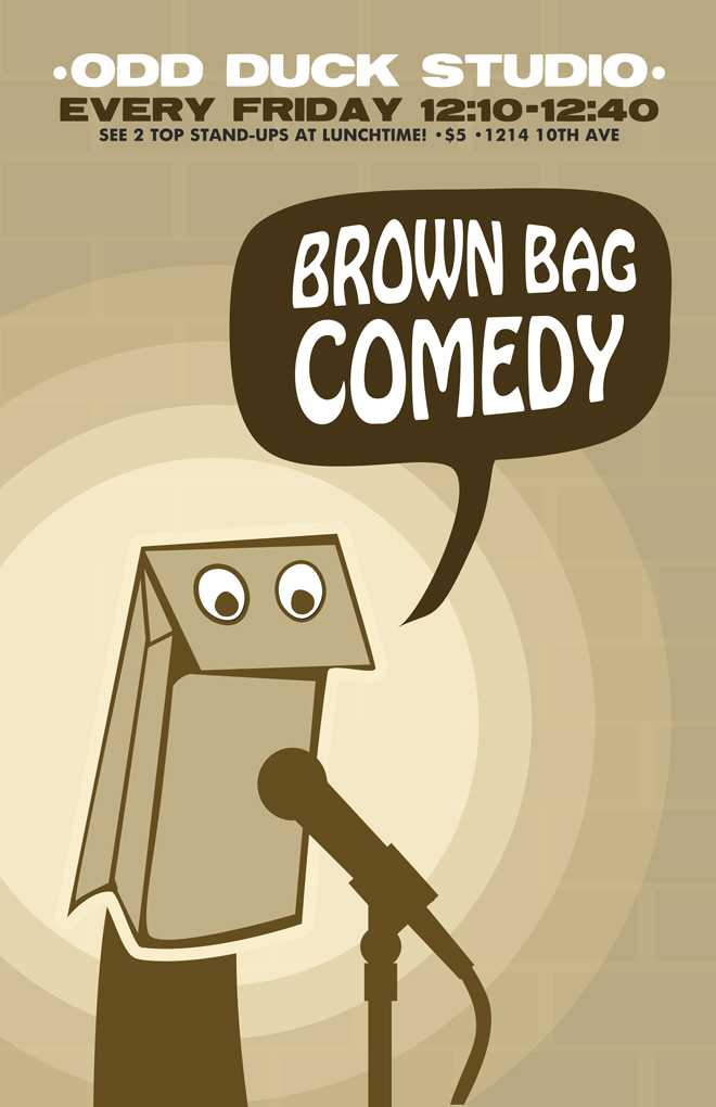 Brown Bag Comedy