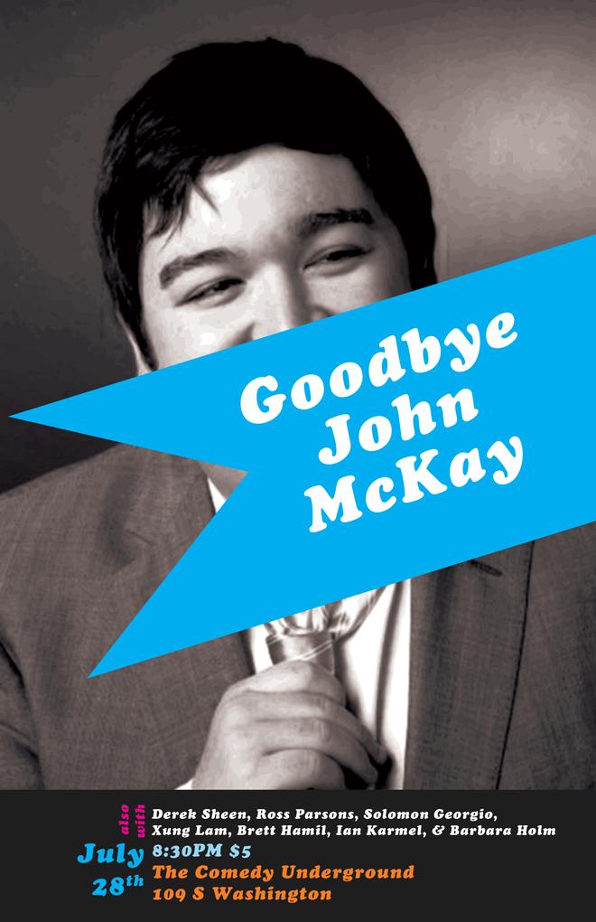 John McKay Farewell
