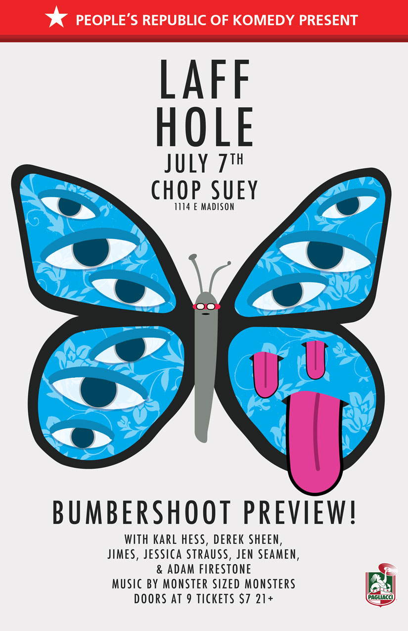 Laff Hole Bumbershoot Preview