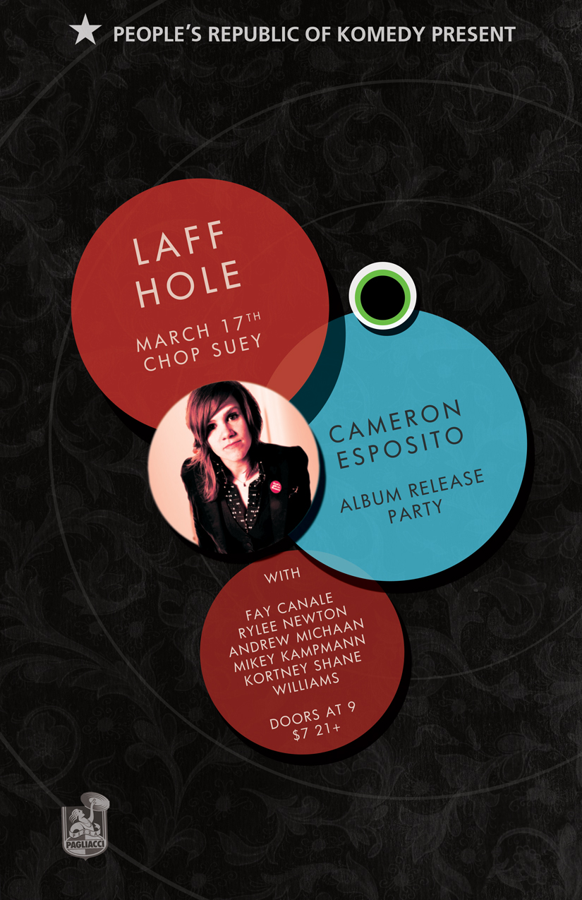 Laff Hole with Cameron Esposito