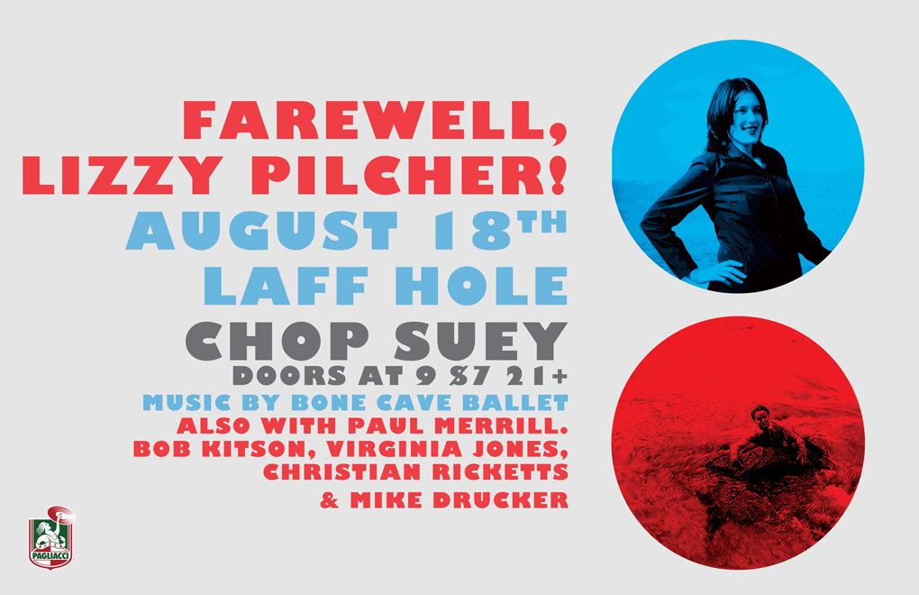 Laff Hole with Lizzy Pilcher