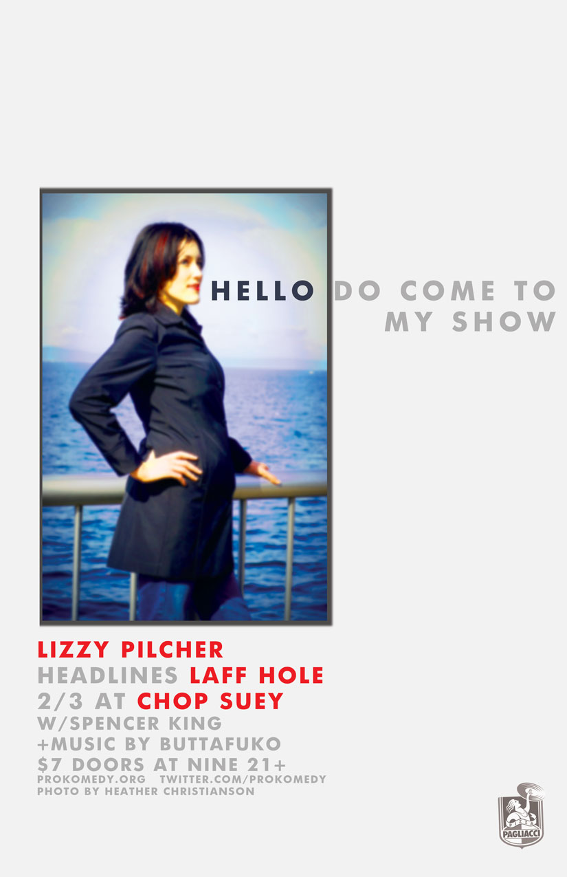 Laff Hole with Lizzy Pilcher II