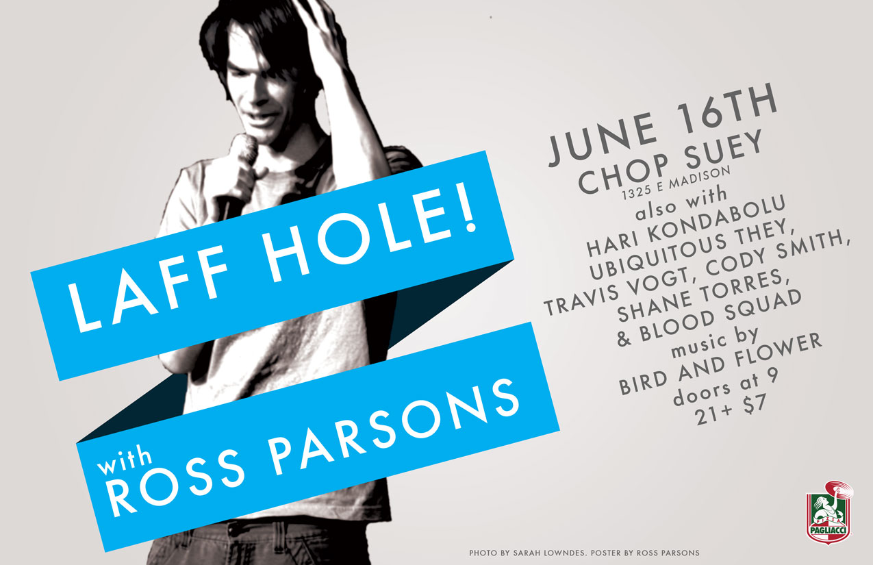 Laff Hole with Ross Parsons