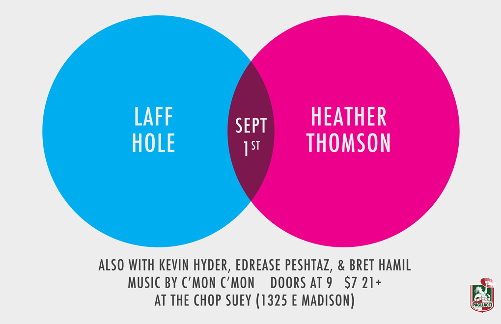 Laff Hole with Heather Thomson