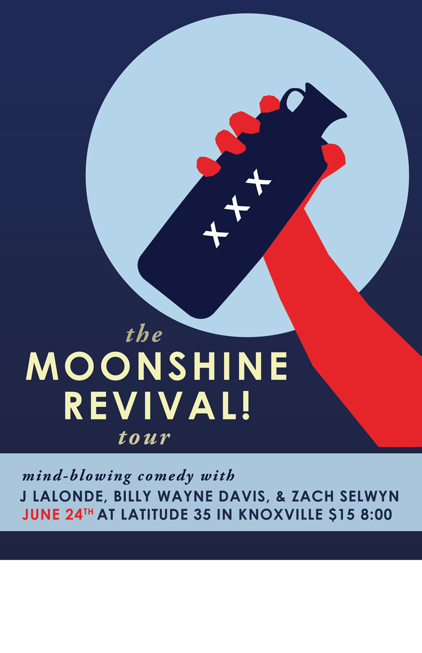 Moonshine Revival Tour