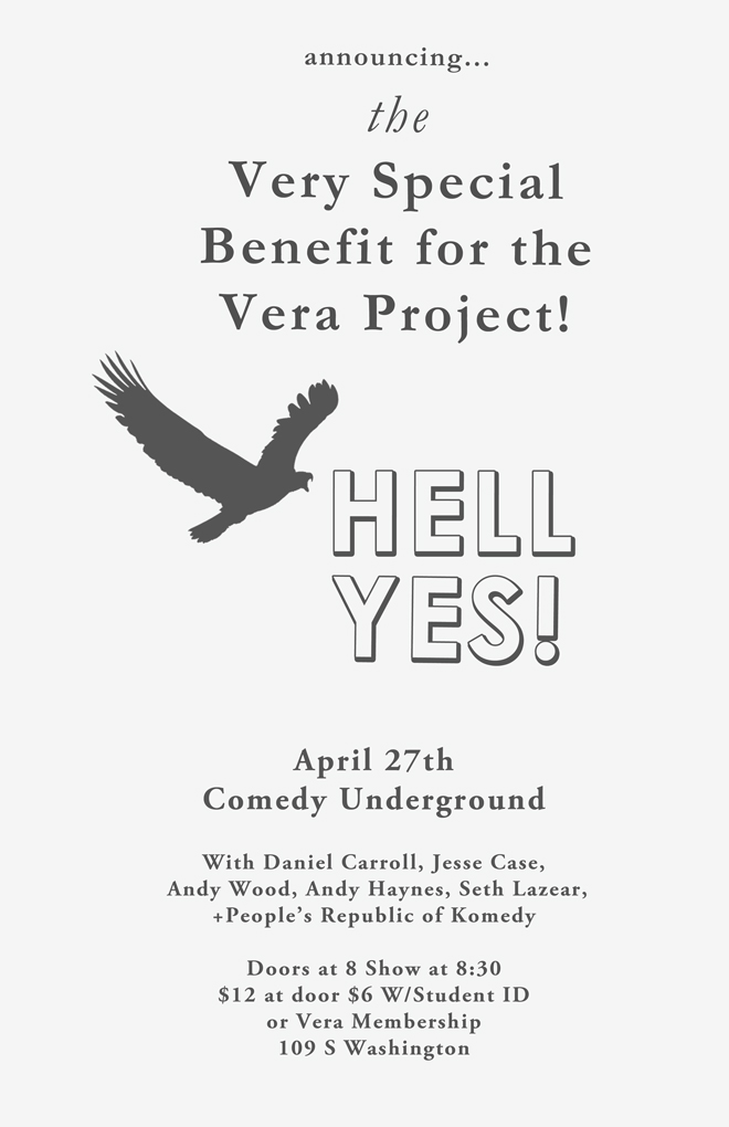 Vera Project Benefit