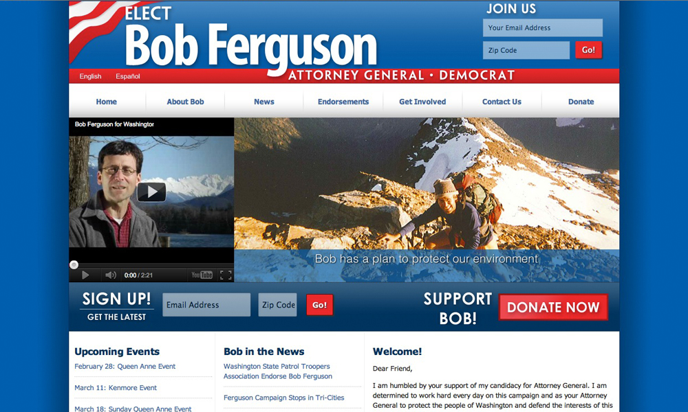 Bob Ferguson for Attorney General