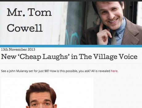 Tom Cowell