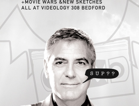 Comedyology Clooney
